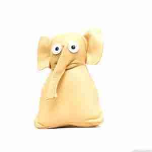 monedero elefante- naranjo ubrique