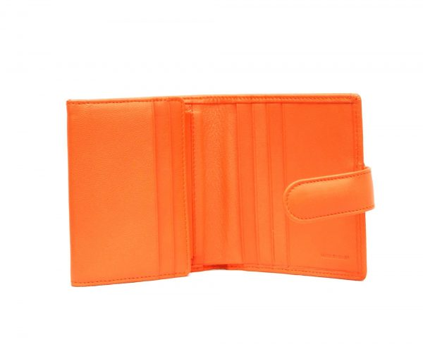 porta monedas naranja 1- naranjo ubrique