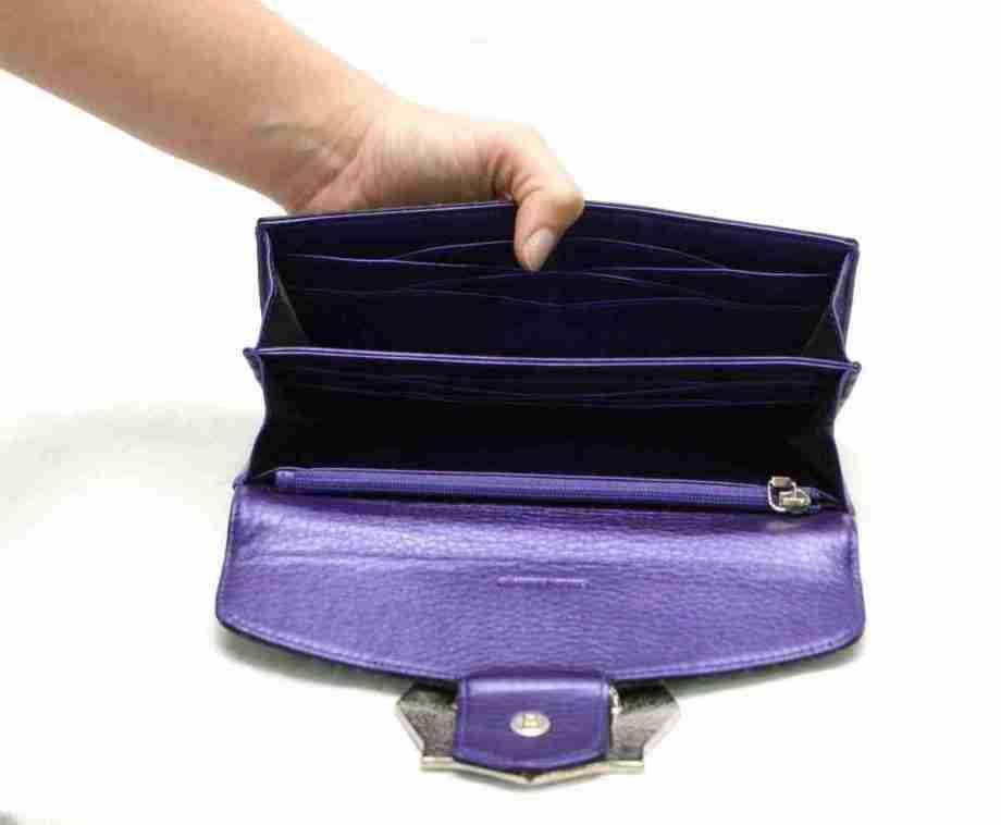 carteras piel inspiraciones lila brillos 1- naranjo ubrique