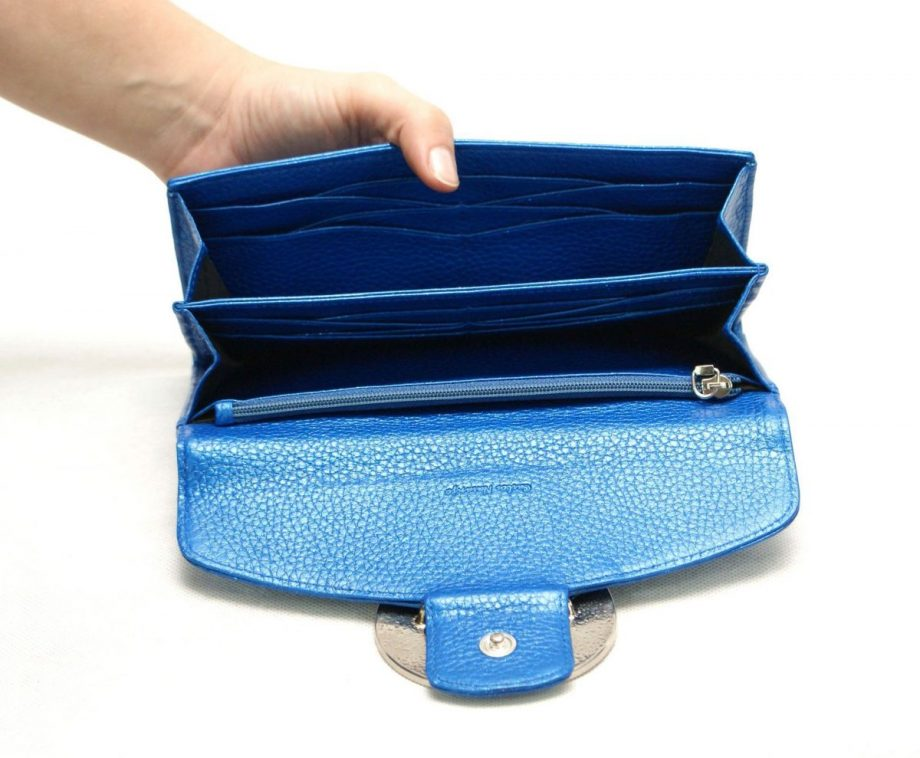 carteras piel inspiraciones azul grano 1- naranjo ubrique