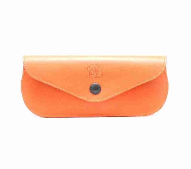 funda de gafas naranja- naranjo ubrique