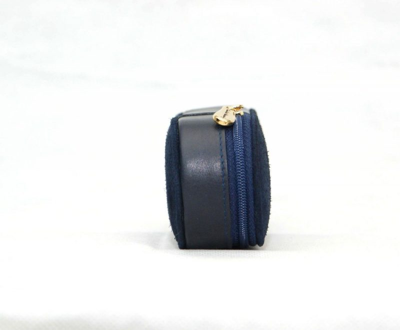 funda de gafas ante azul 1- naranjo ubrique