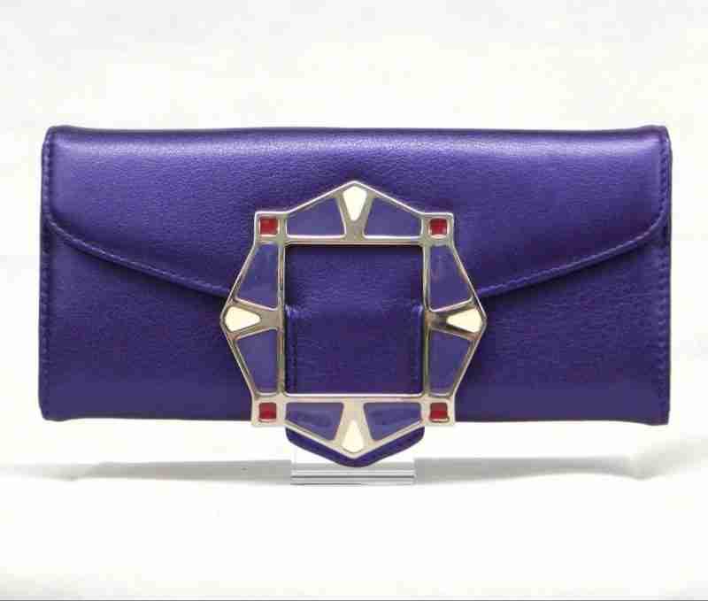 carteras piel inspiraciones lila liso- naranjo ubrique